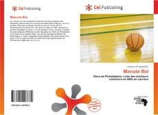 Capa do livro de Manute Bol