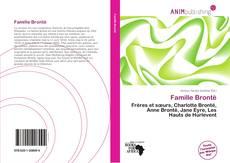 Bookcover of Famille Brontë