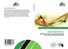 Bookcover of Saad Abdul-Amir