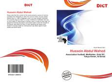 Bookcover of Hussein Abdul Wahed