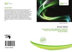 Bookcover of Anad Abid