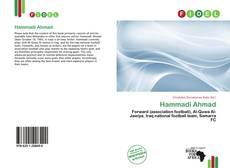 Bookcover of Hammadi Ahmad