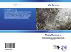 Bookcover of Media Monitoring