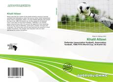 Bookcover of Khalil Allawi
