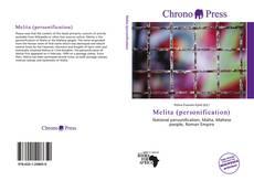 Melita (personification) kitap kapağı