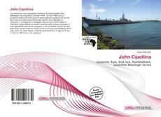 Capa do livro de John Cipollina