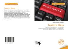 Bookcover of Toxicity Class