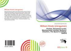 Couverture de William Hinde (clergyman)