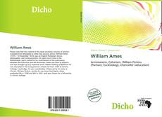 Bookcover of William Ames