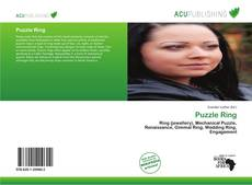 Bookcover of Puzzle Ring