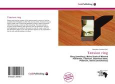 Bookcover of Tension ring