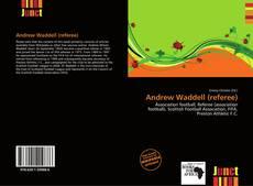 Andrew Waddell (referee) kitap kapağı