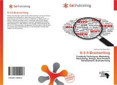 Bookcover of 6-3-5 Brainwriting