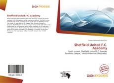 Bookcover of Sheffield United F.C. Academy