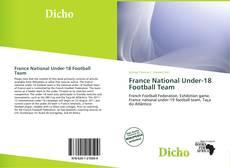 Capa do livro de France National Under-18 Football Team