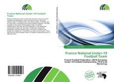 Capa do livro de France National Under-19 Football Team