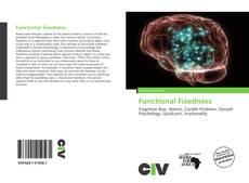 Capa do livro de Functional Fixedness