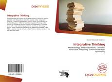 Bookcover of Integrative Thinking