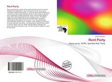 Bookcover of Rent Party