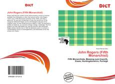 Capa do livro de John Rogers (Fifth Monarchist)