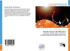 Couverture de Paulo César de Oliveira