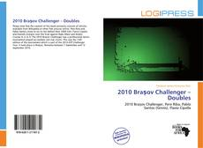 Bookcover of 2010 Brașov Challenger – Doubles