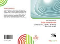 Обложка Satsumon Culture