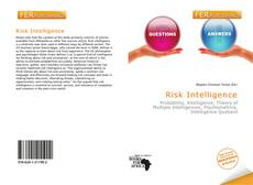Couverture de Risk Intelligence