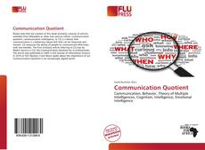Buchcover von Communication Quotient