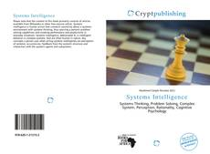 Bookcover of Systems Intelligence