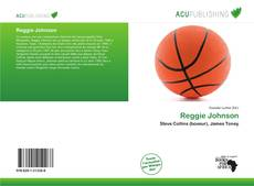 Couverture de Reggie Johnson