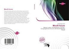 Portada del libro de Mouth-house