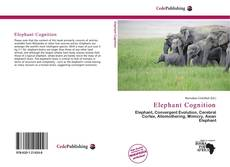 Bookcover of Elephant Cognition