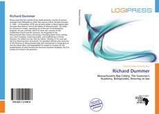 Richard Dummer kitap kapağı