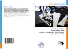 Portada del libro de Shaun Heshka