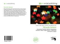 Buchcover von Ricardo Salazar