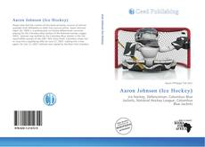 Bookcover of Aaron Johnson (Ice Hockey)