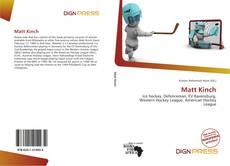 Bookcover of Matt Kinch
