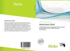 Bookcover of Americans Elect