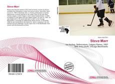 Buchcover von Steve Marr