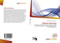Couverture de William Dowsing