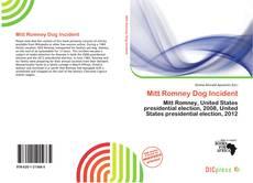 Buchcover von Mitt Romney Dog Incident