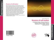 Bookcover of Illusions of self-motion