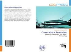 Copertina di Cross-cultural Researcher
