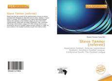 Buchcover von Steve Tanner (referee)