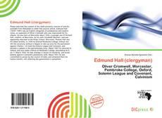 Bookcover of Edmund Hall (clergyman)