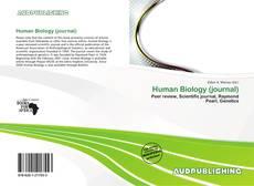 Borítókép a  Human Biology (journal) - hoz