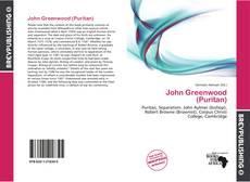 Borítókép a  John Greenwood (Puritan) - hoz