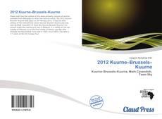 Capa do livro de 2012 Kuurne–Brussels–Kuurne