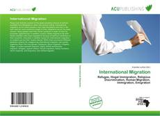 Bookcover of International Migration